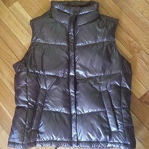 Columbia down packable vest